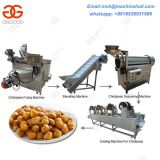Automatic Green Beans Processing Line|Green Bean Frying Machine Line|Chickpeas Making Machine