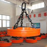 Circular Lifting Electro Magnet for Steel Scrap MW5-90L