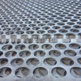 Stainless Steel punched plate / perforated mesh sheet / punching hole mesh AHL
