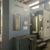 Doosan HP 6300 Twin Pallets Horizontal Machining Center