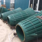 attachment parts head liner bowl liner of high manganese steel suit gp500s metso nordberg cone crusher