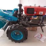Harrow Field & Ditching Mountainous & Hilly Areas Kuliglig Hand Tractor