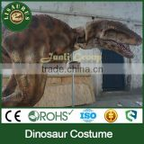 JLDC-C- Lifelike walking t-rex dinosaur costume with performance