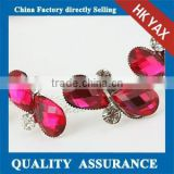 T0527 Fashion garment accessories metal trims,YAX-M208 metal trims garment accessories wholesale