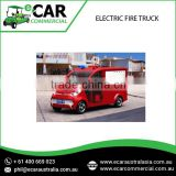 Best Emergency Rescue Electric Fire Truck by Certified Manufacturer