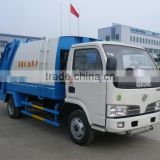 Dongfeng mini garbage truck for sale