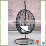 Rattan Furniture outdoor egg shaped swing hammocock /chair SV-201061                                                                         Quality Choice