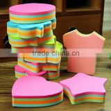 1 Pcs Kawaii Colorful Memo Pad Paper Sticker Sticky Notes Cute Sticky Papelaria Stationery School