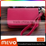 Wholesale money pocket leather key pouch for lady shopping                                                                                                         Supplier's Choice