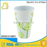 hot sale melamine round drink cup