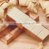 Chinese Industrial 16 ga silver carton staples for closing box