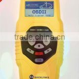 Original Factory - Auto Car Vehicle tool Highend OBDII Diagnostic Scanner Tool T69 (Functional, Multi-Language, Yellow)