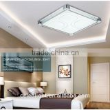 design led art ceiling mounted aluminum frame and acrylic cover