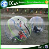 2016 inflatable water balls crystal ball water fountain,sticky smash water ball for sale