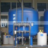 Water Tanks activated carbon wastewater treatment