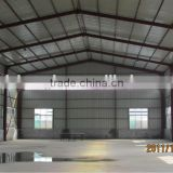 China Qingdao, high quality low cost prefab construction steel structure warehouse