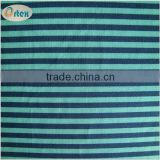 hot sale polyester spandex indigo yarn dyed fabric