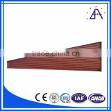 Best Quality Widely White Adjustable Fencing With Aluminum For Stairs In Alibaba Hot Sale