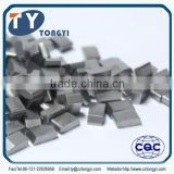 tungsten carbide sawtooth insert in the disc cutter used by key cutting machine