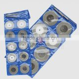 Wholesale outra thin diamond coated cutting disc saw blade wheel for cutting or grinding glass stone