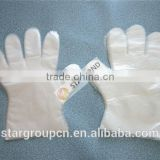 Disposable PE Plastic Gloves,Disposable plastic hdpe gloves