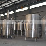 Shandong RJ 3000L Stainless Steel used brewery Automatic beer brewing equipment Bottled filling equipment for sale