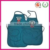 20136 new high qality 100% cotton kids apron, promotional apron, cheap polyester apron                                                                         Quality Choice                                                     Most Popular