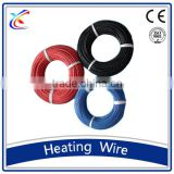 24K solid Carbon fibre ground warm cable heating wire