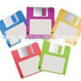 5 Assorted Color Diskette