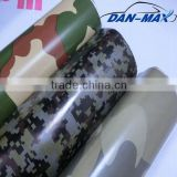 Fashion Decal Paper 1.52*30m Air Free Bubbles Camo Car Film With Camouflage Vinyl Rolls Wholesale                                                                         Quality Choice