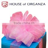 Wholesale Polyester Packing Organza Ribbon,Printed Ribbon Rolls