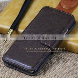 Top quality alibaba aliexpress supplier, wholesale leather wallet case for iphone 6 pls 5.5 inchs, mobile phone case cover bag