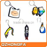 Adventure Time Soft PVC Souvenir Keychain                                                                         Quality Choice