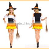 Witch witch witch Cosplay clothing Halloween Cosplay dance stage clothing ehibition