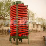 Price of High Enrichment Chromite Spiral Chute Concentrator for Chromite/ Gold/ Chrome Wash Plant