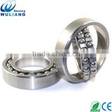 Double row 304 steel Self-aligning Ball Bearing 1210