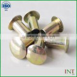 Professional hardware fabrication supplier for semi-tubular rivets