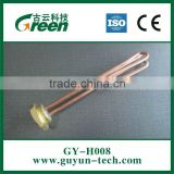 Immersion water heater element 220-240V 1000-3000W Medium temperature MG Powder Customer-made