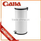 Hot Sale Alibaba Gold Supplier Beautiful and Fashionable Home Use Stainless Steel Waste Bin