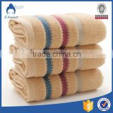 Promotional wholesale cheap face towel high quality terry dobby cotton cloth