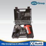 Household DIY Tools 4.8V Electric screwdriver Cordless Drill Screwdriver with 44pcs bits set
