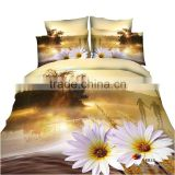 Wonderful Cotton King Size Flower 3D Printed Bedding Sets                                                                         Quality Choice