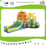 Updated KAIQI children like outdoor bouncy castle;open air inflatable toys                                                                         Quality Choice