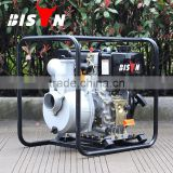 BISON CHINA TaiZhou Hot High Pressure Diesel Engine Drain Water Pump Washing Machine                                                                         Quality Choice