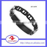 Popular energy bracelet stainless steel bio mangetic jewelry bracelet