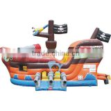 human pvc tarpaulin inflatable pirate ship water slide prices                                                                         Quality Choice