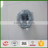 China factory low price wholesale galvanized barbed wire
