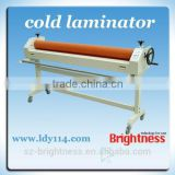 1.6M Good Price Manual Cold Roll Laminator machine with High Quality