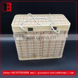 bamboo basket decoration for wedding