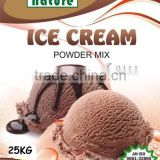 Strawberry flavor hard Ice Cream Powder